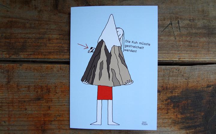 Postkarte von Anne Trieba
