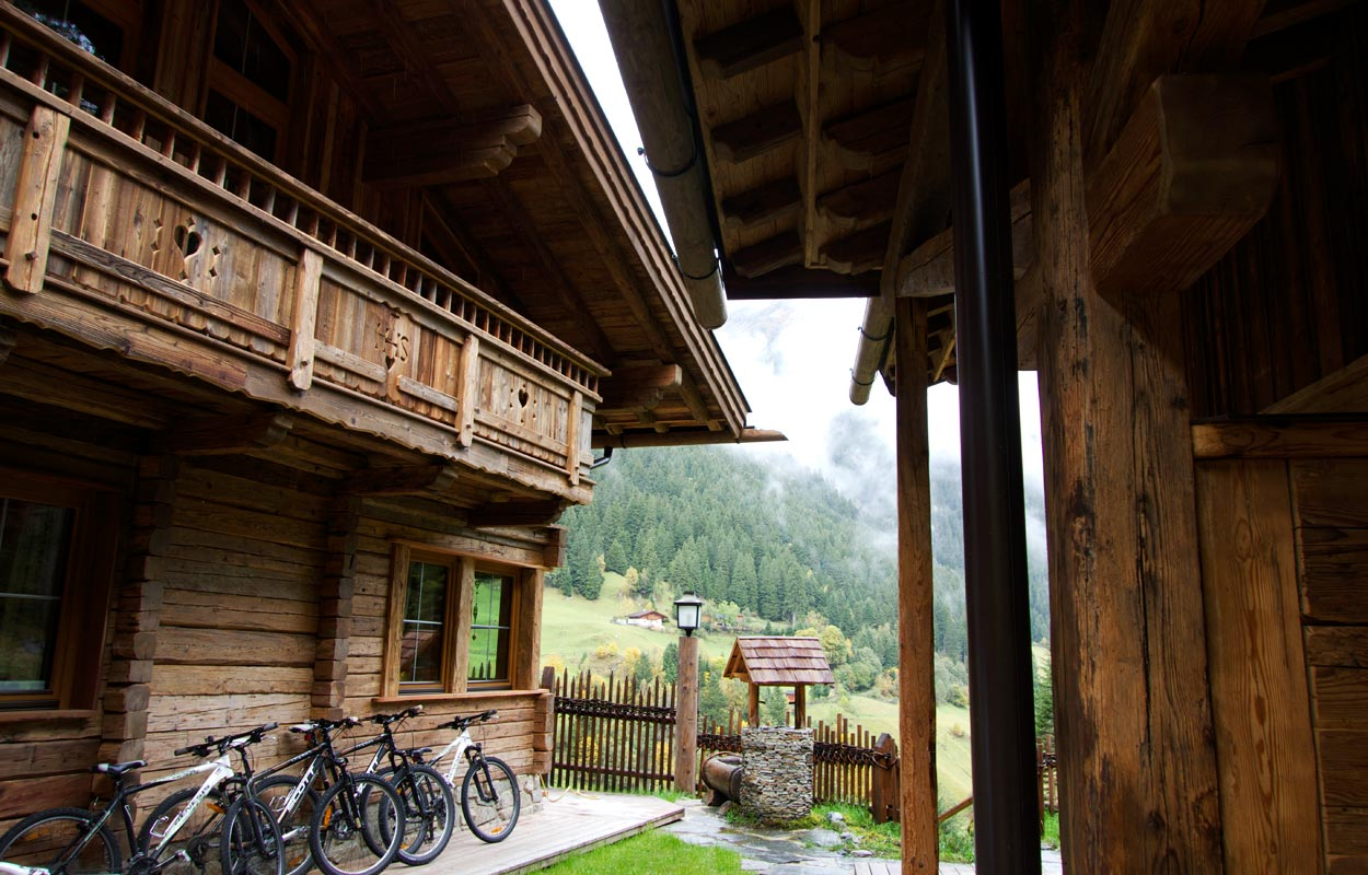 gletscher chalet mountainbike mieten blog wohlgeraten. Black Bedroom Furniture Sets. Home Design Ideas
