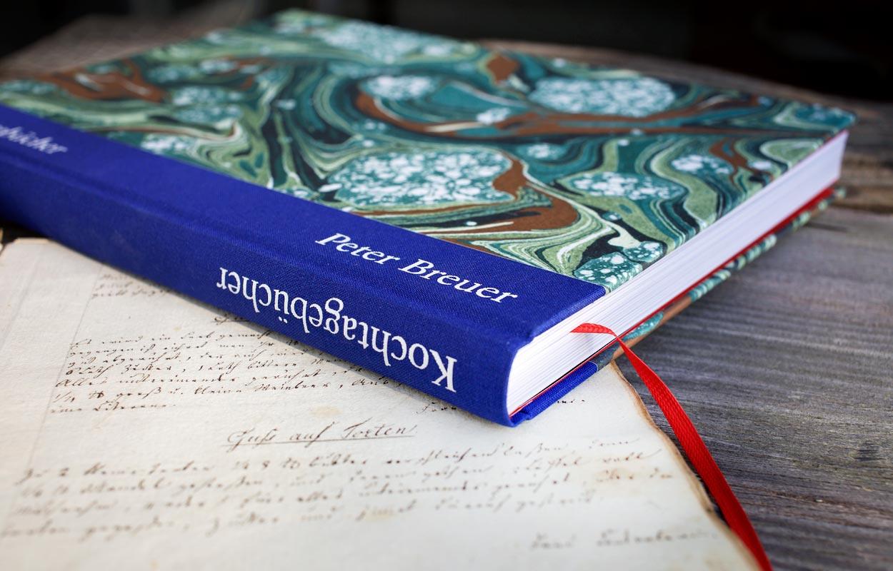 Buch Kochtagebücher von Peter Breuer