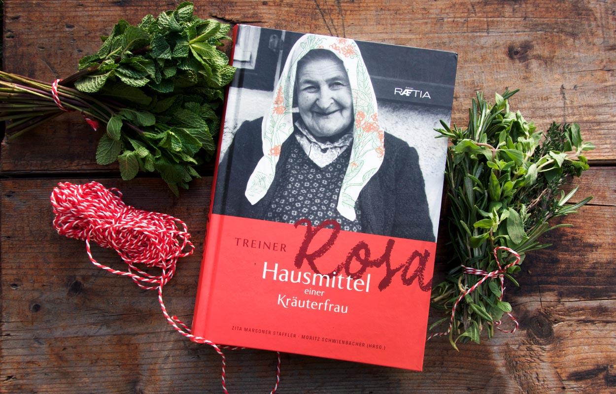 Treiner Rosa - Heilmittel einer Kräuterfrau