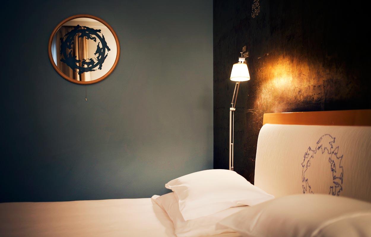 Zimmer 104 Hotel Greif Bozen
