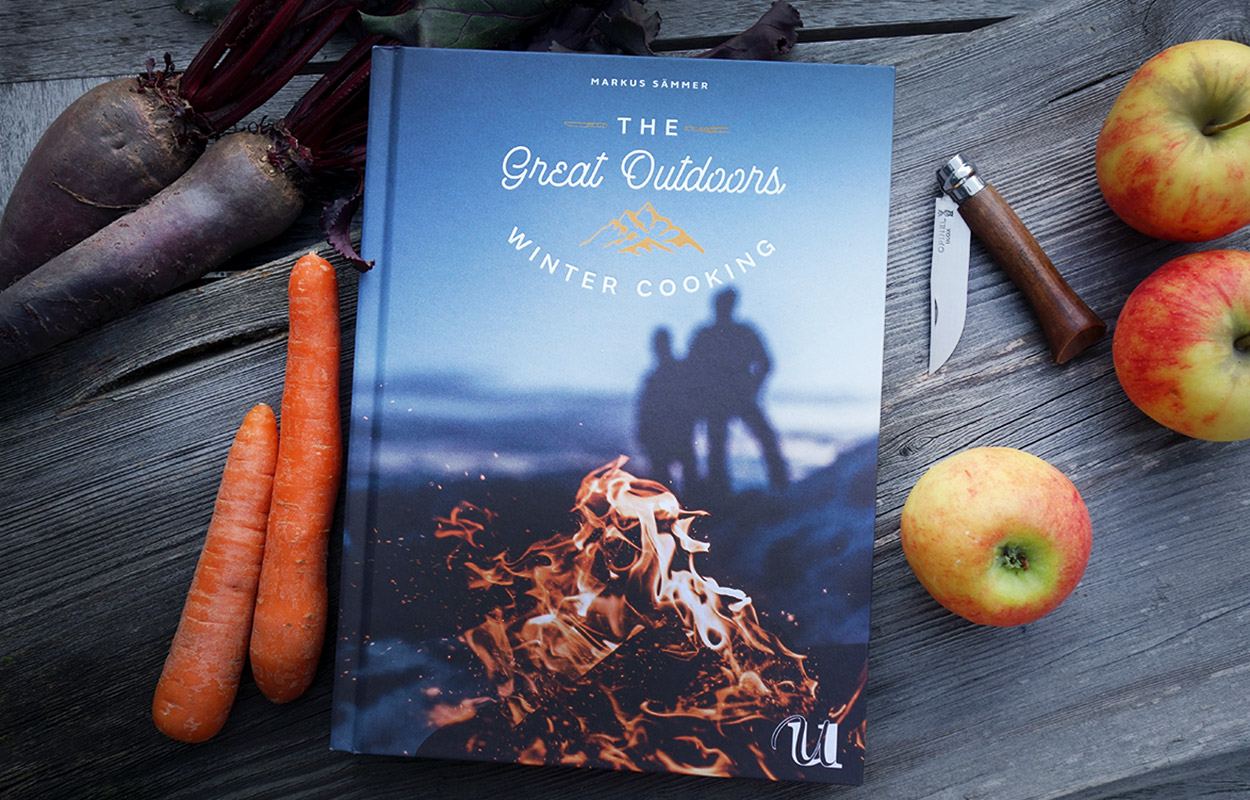 Kochbuch The Great Outdoors Winter Cooking