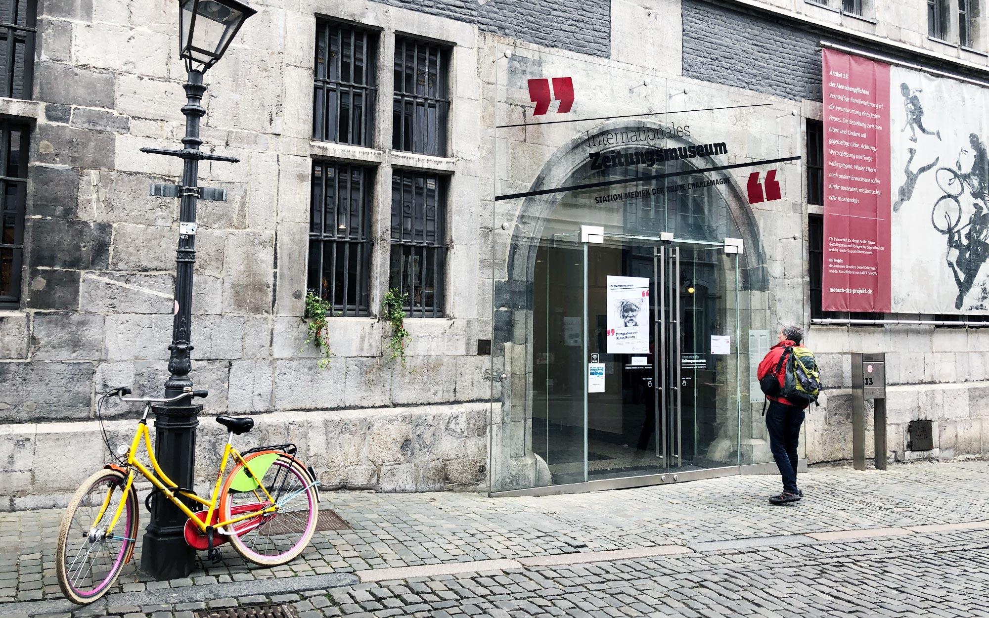 Zeitungsmuseum Aachen